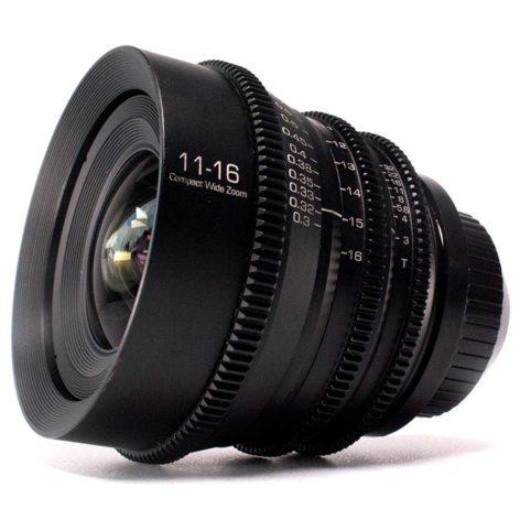 11-16mm Lens