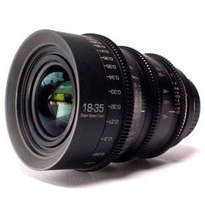 18-35mm Sigma Art Lens