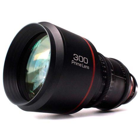 300mm Canon Prime Lens