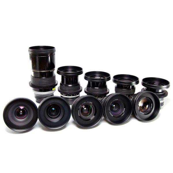 Nikon AiS Set