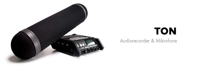 Ton - Audiorecorder & Mikrofone