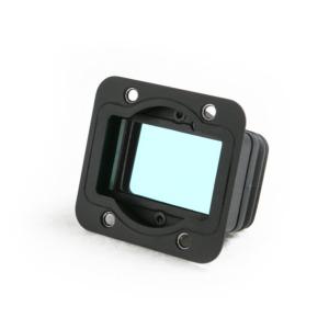 Optical lowpass filter H2O