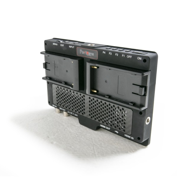 Portkeys HS7 7zoll Monitor Back